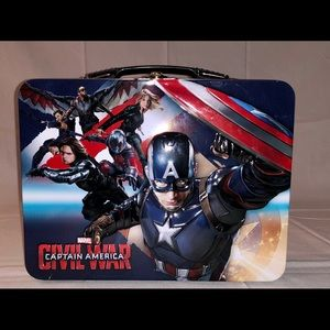 Marvel lunch box